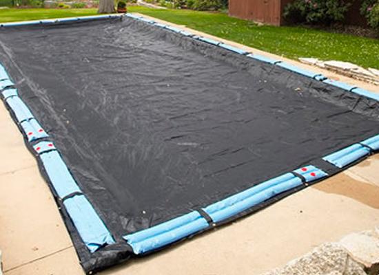 Winter cover cobertores de invierno tienda de piscinas - Cobertores de piscinas precios ...