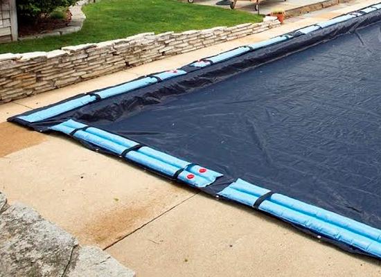 lona de invierno para piscina madrid
