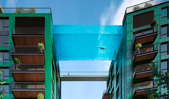 piscina espectacular londres