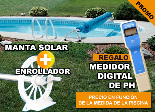 Manta t rmica tienda de piscinas for Manta solar piscina