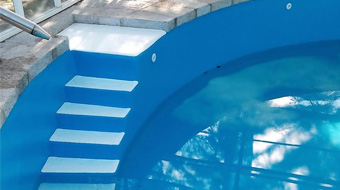 Rehabilitar piscina Madrid las claves