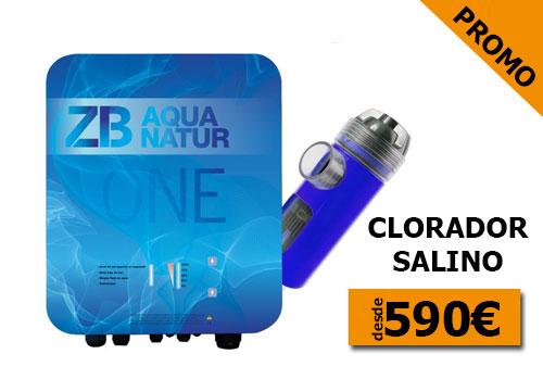 promocion clorador salino