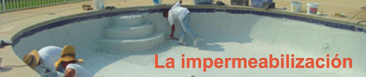 impermeabilización de piscinas en madrid rivas